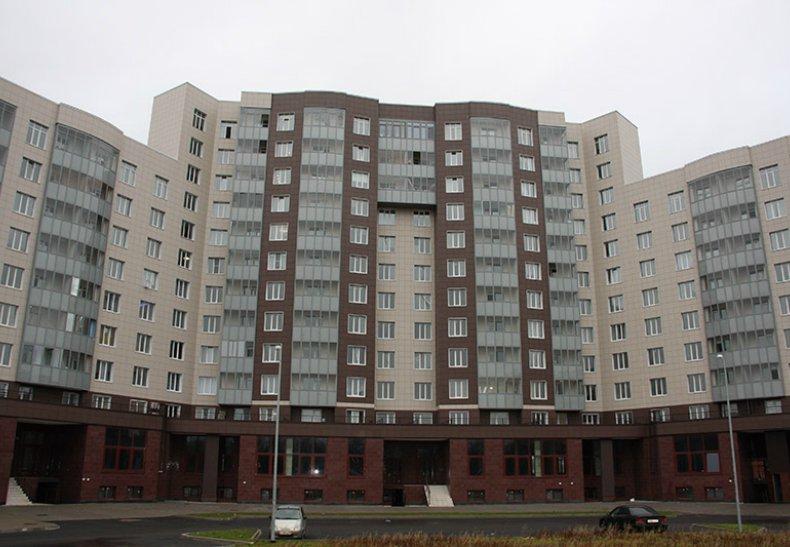 Жилой комплекс университетский петергоф фото